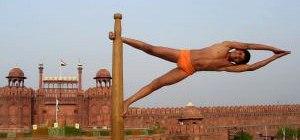 Insanely Flexible Indian Dudes Put Pole Dancers to Shame