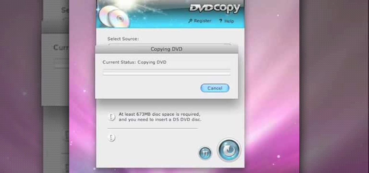 How to Back up and copy DVDs on a Mac with iSkysoft DVD Copy