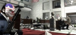 Get the 'You Can Run, But You Can't Hide' Trophy in Payday: The Heist