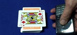 Perform the cell phone mentalism card trick