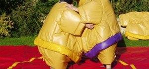 Poo wrestling