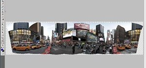 Create great panoramic photos in Photoshop