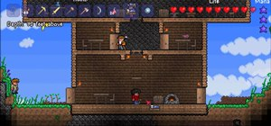 Use your workbench to set your spawn location in Terraria