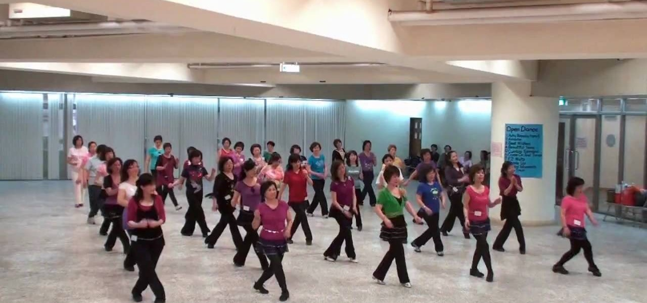 How To Dance The Achy Breaky Heart Line Dance Line Wonderhowto