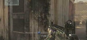 Get a glitch that gives unlimited care package in MW2