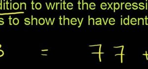 Solve math problems with the associative law of addition