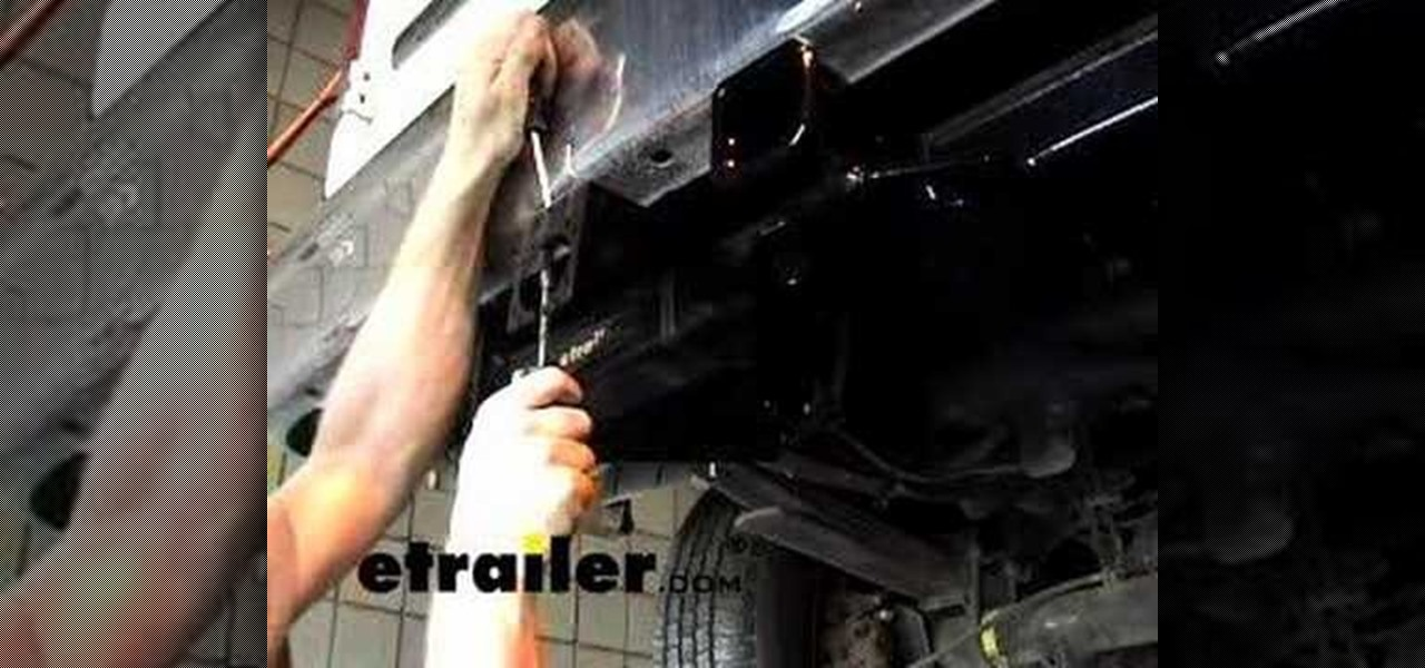 How to Install a trailer wiring harness with no tow package Car – Installing Trailer Wiring Harness