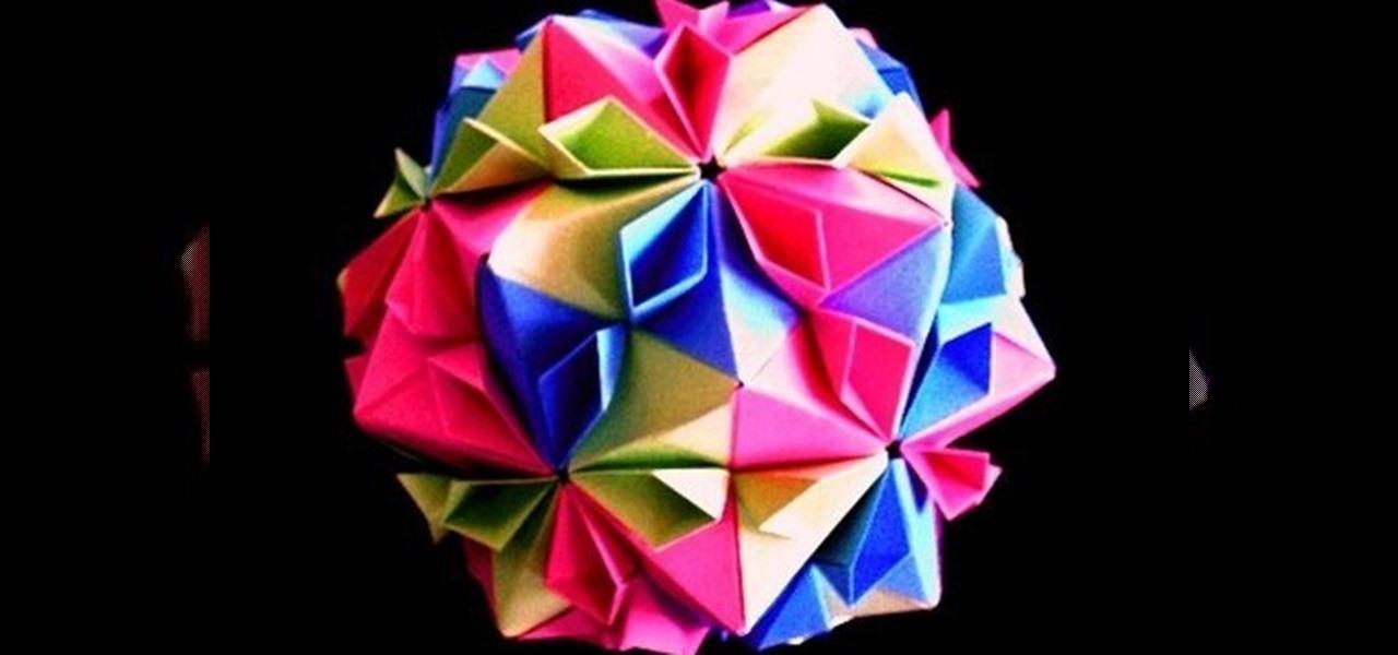 Balloon - Let's Make Origami! - Exploring Origami - Virtual ... | 600x1280