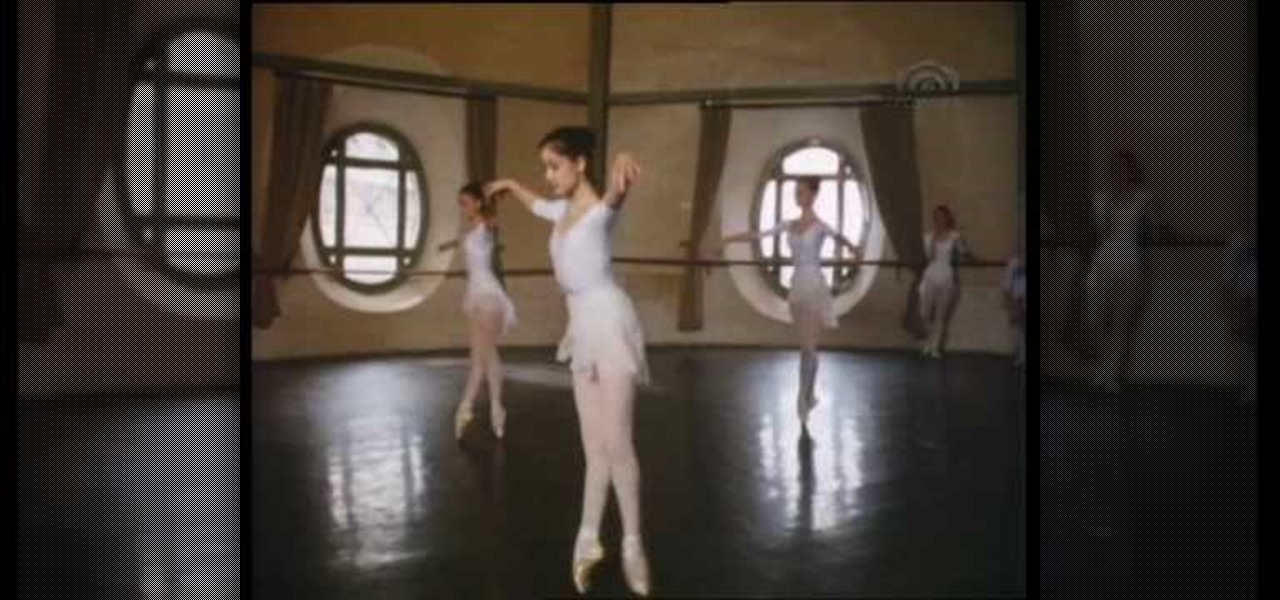 An Inspiring Video from Paris Opera Ballet School