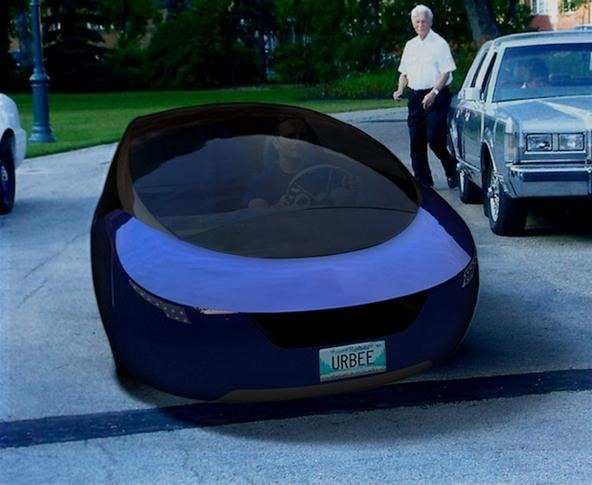 Just Press Print! The World's First 3D Printed Car