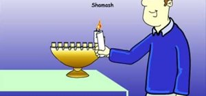 Light the Menorah on the eight days of Chanukah