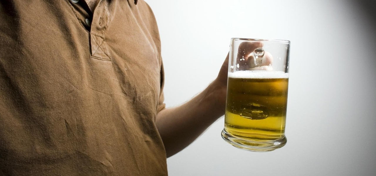 How to Hold Your Beer & Body to Look & Feel More Confident