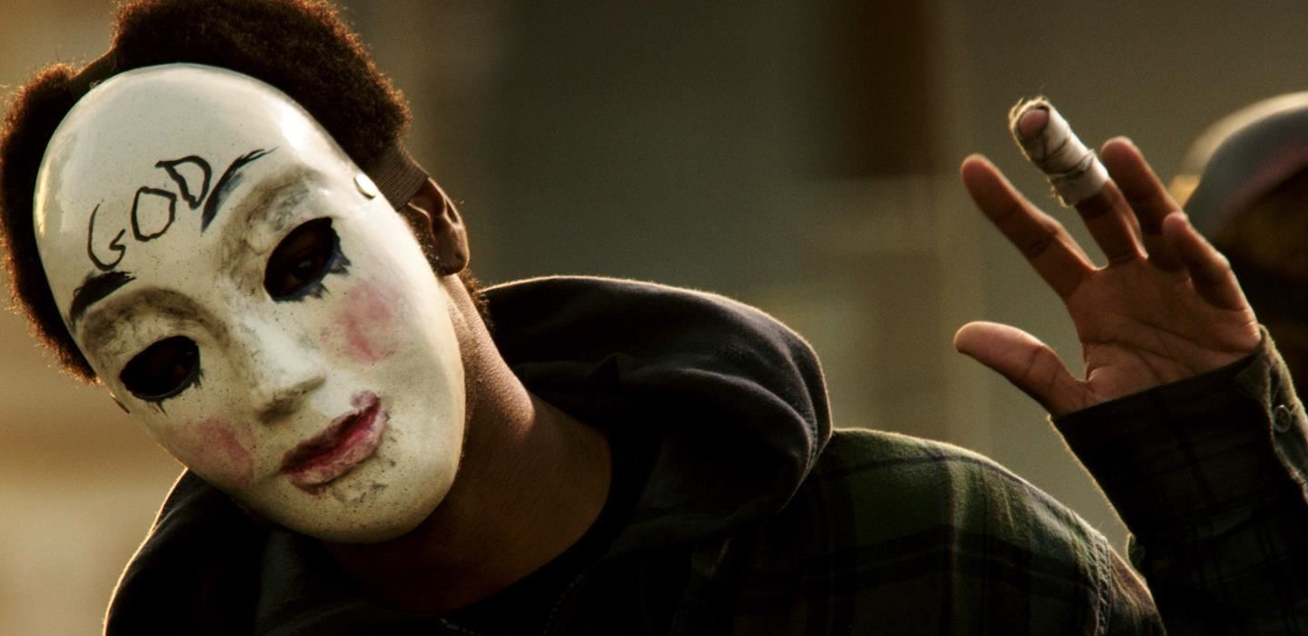 Warning: The Purge Is Coming This Halloween (DIY Makeup Masks for Total Anarchy)
