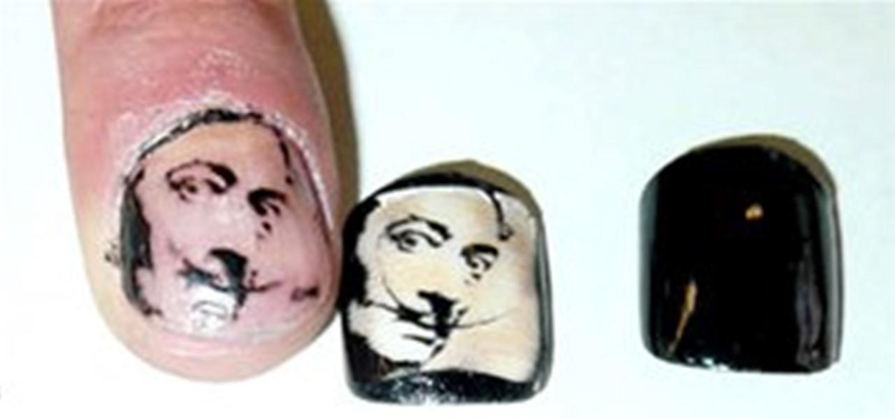 HowTo: Laser Etch Your Fingernails « Nails & Manicure :: WonderHowTo