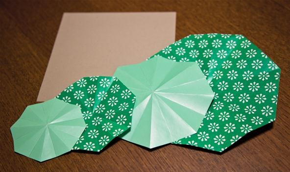 Easy Origami Christmas Tree in Under 90 Seconds  YouTube