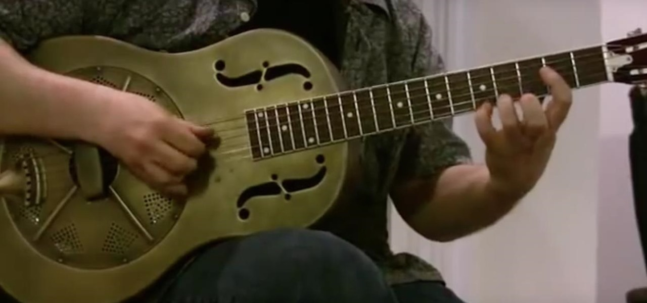 "Play Tommy Johnson's ""Canned Heat Blues"" on Guitar"
