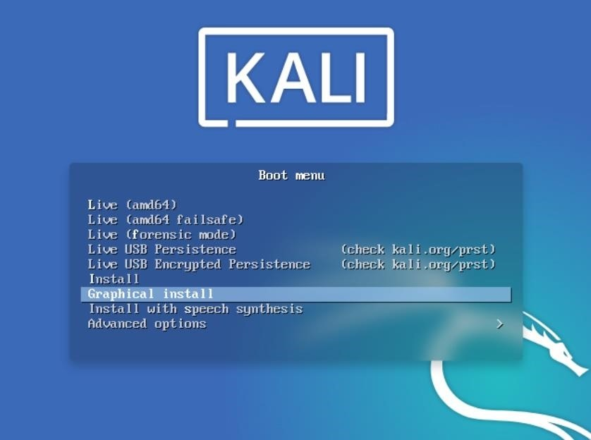 Getting started with Kali Linux in 2020