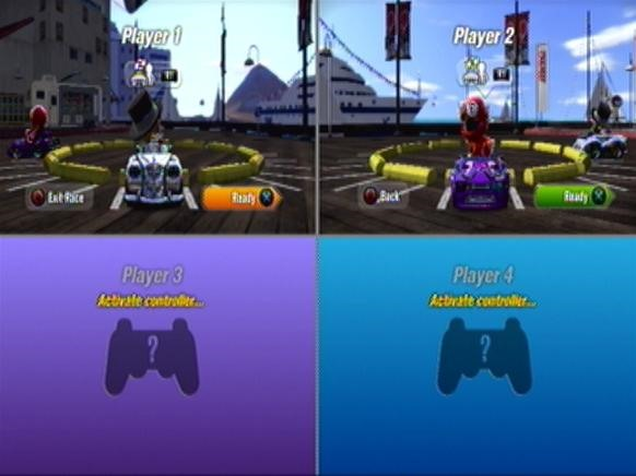 Hands on with Modnation Racers