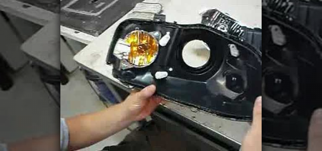 How To Build Your Own Hid Projector Headlights 171 Auto