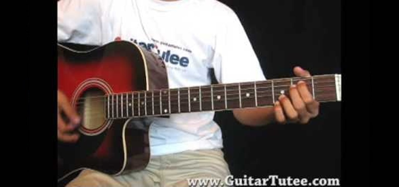 How To Play Hiling By Paramita On Guitar Acoustic Guitar
