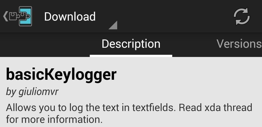 скачать кейлоггер для андроид