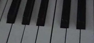 "Play ""Where'd You Go"" by Fort Minor on piano"