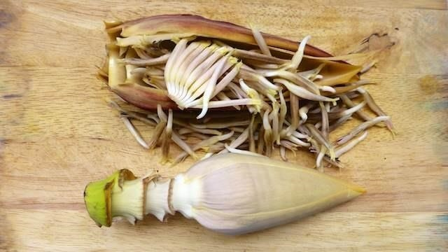 Weird Ingredient Wednesday: The Banana Flower