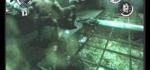 Get Mano-A-Mano achievement in Batman Arkham Asylum
