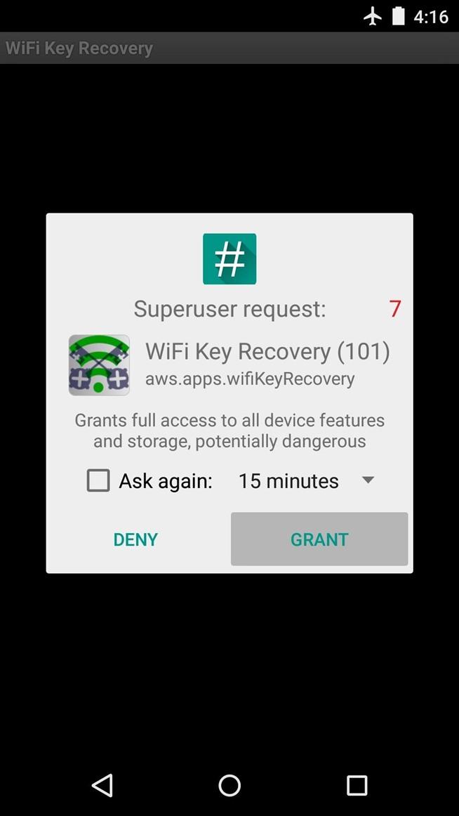 Cara melihat Password Wi-Fi
