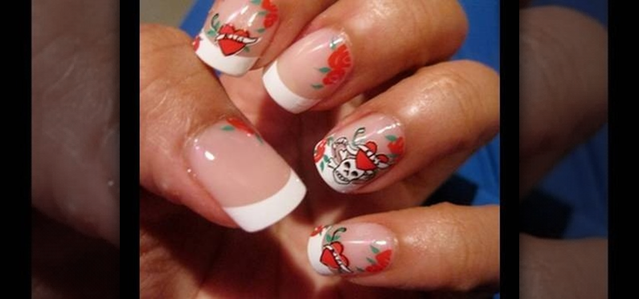 How to Remove your glue-on nails « Nails & Manicure :: WonderHowTo