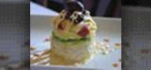 Cook the traditional Peruvian causa dish