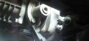 Change your differential oil on a Jeep Grand Cherokee
