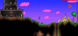 Play as an Archer in Terraria