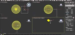 Add gravity to an effect in Autodesk 3ds Max 2011