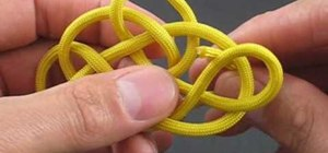 Tie a Bumblebee knot