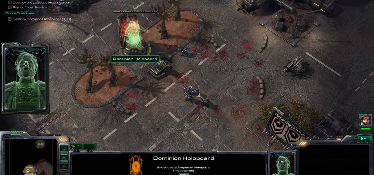 How to Beat Mission 1: Liberation Day of the StarCraft 2 campaign