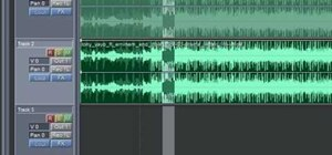 Extract vocals from a song using Adobe Audition