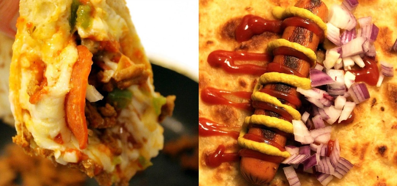 5 Amazing 2-in-1 Meals to Satisfy Your Munchies