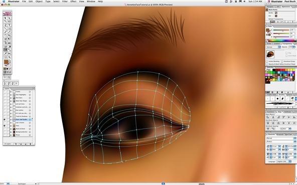 Как в иллюстраторе сделать фон прозрачным
