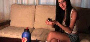 Prepare Yerba Mate and drink it properly with Gianny L