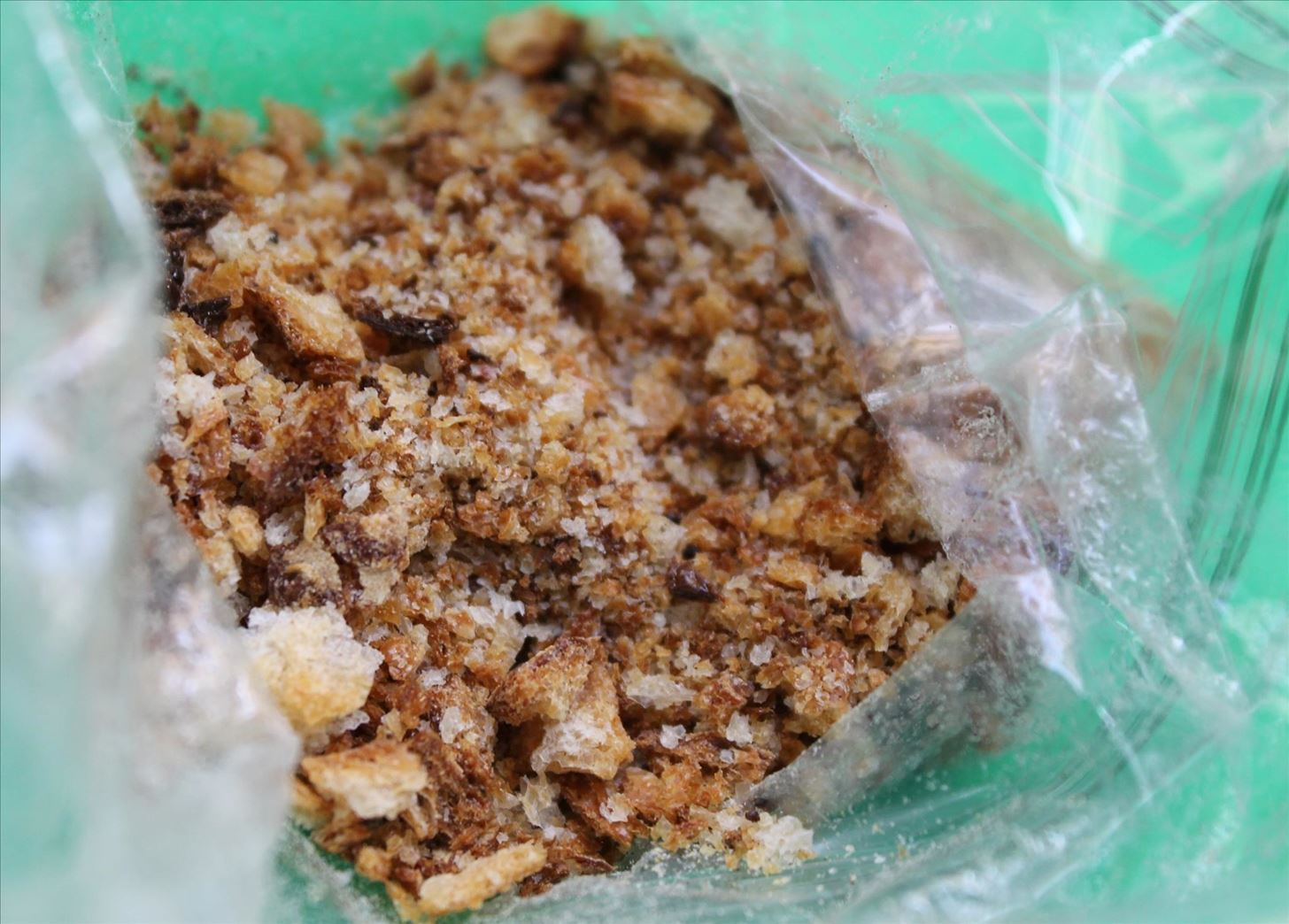 How to Make & Use Breadcrumbs at Home (Bread Optional)