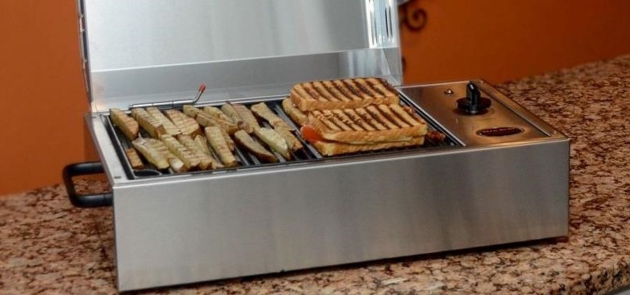 The Smokeless Grill That Makes Indoor Grilling Fun