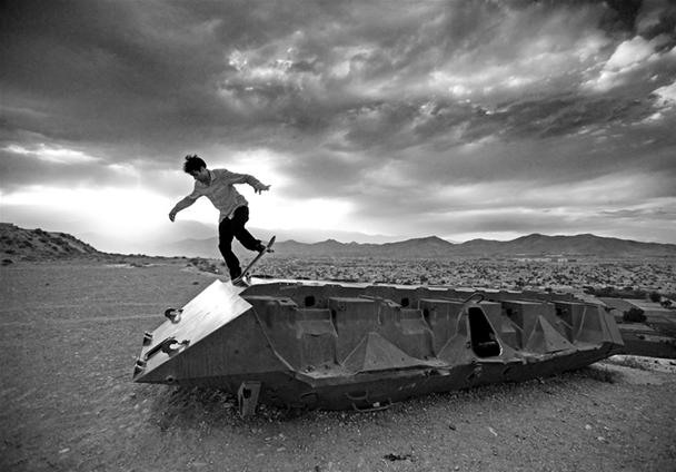SKATEISTAN: The Skateboarding Culture of Afghanistan