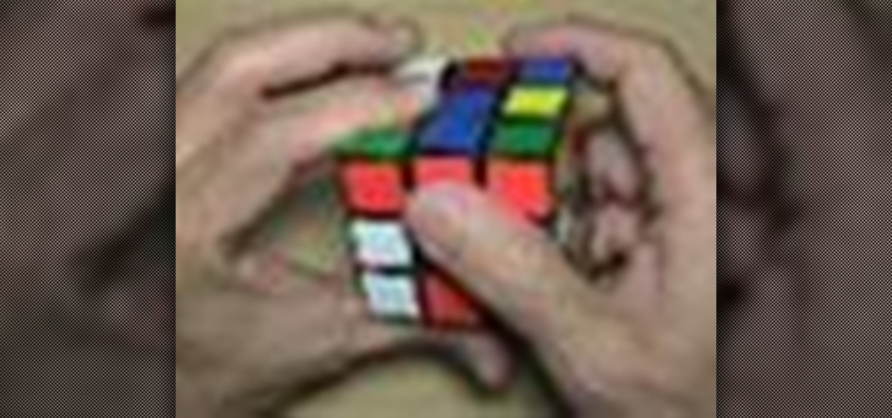 How to Solve the Rubik's Cube intuitively without