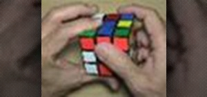 Solve the Rubik's Cube intuitively without algorithms