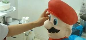 The Making of Mario Cake