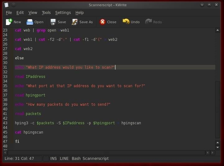 Hack Like a Pro: Scripting for the Aspiring Hacker, Part 2 (Conditional Statements)