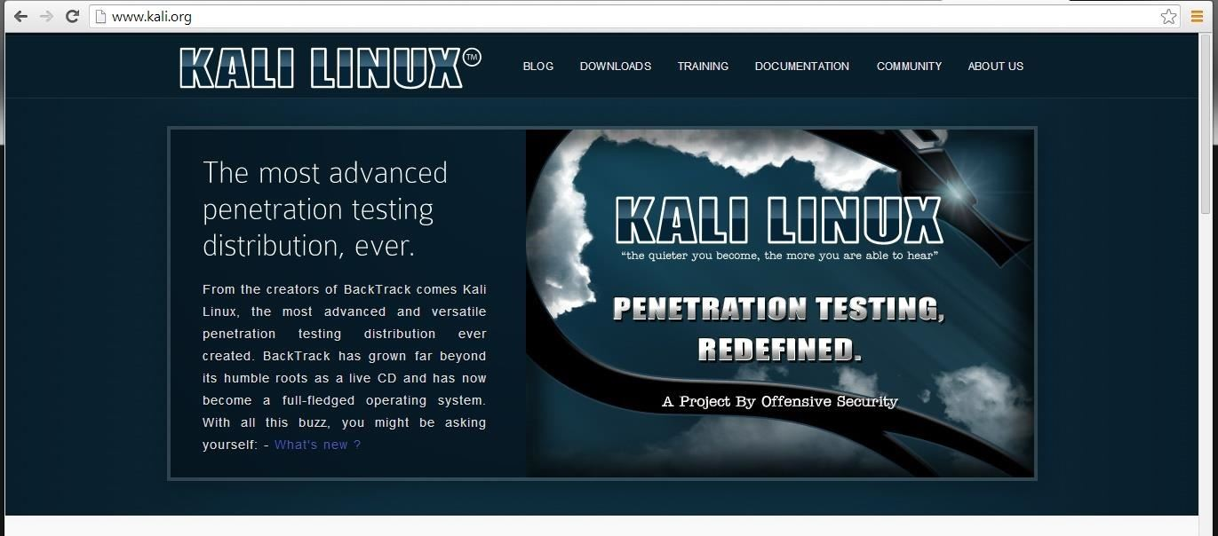 Hack Like a Pro: Getting Started with Kali, Your New Hacking