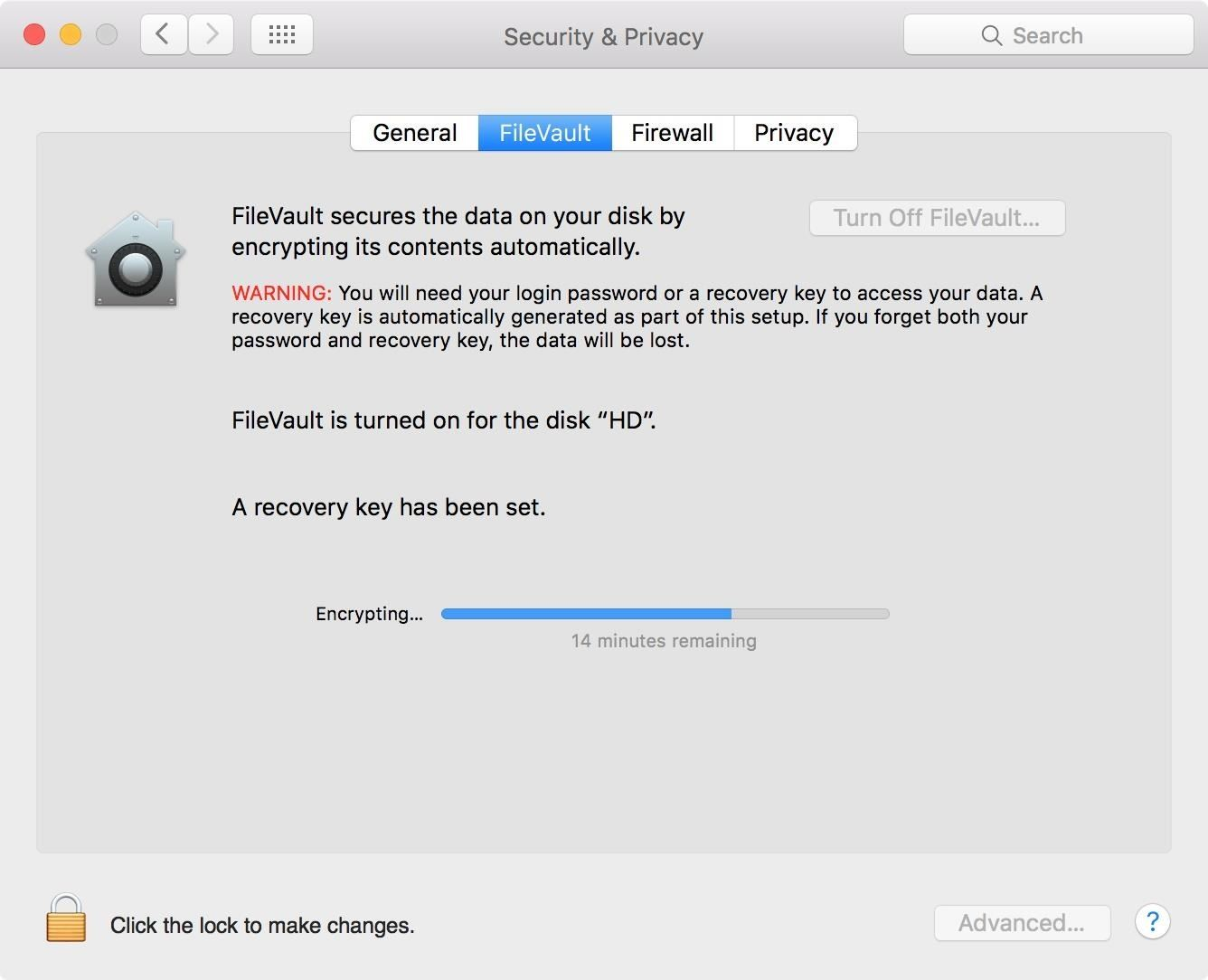 Mac for Hackers: How to Enable Full Disk Encryption to Protect Your Data