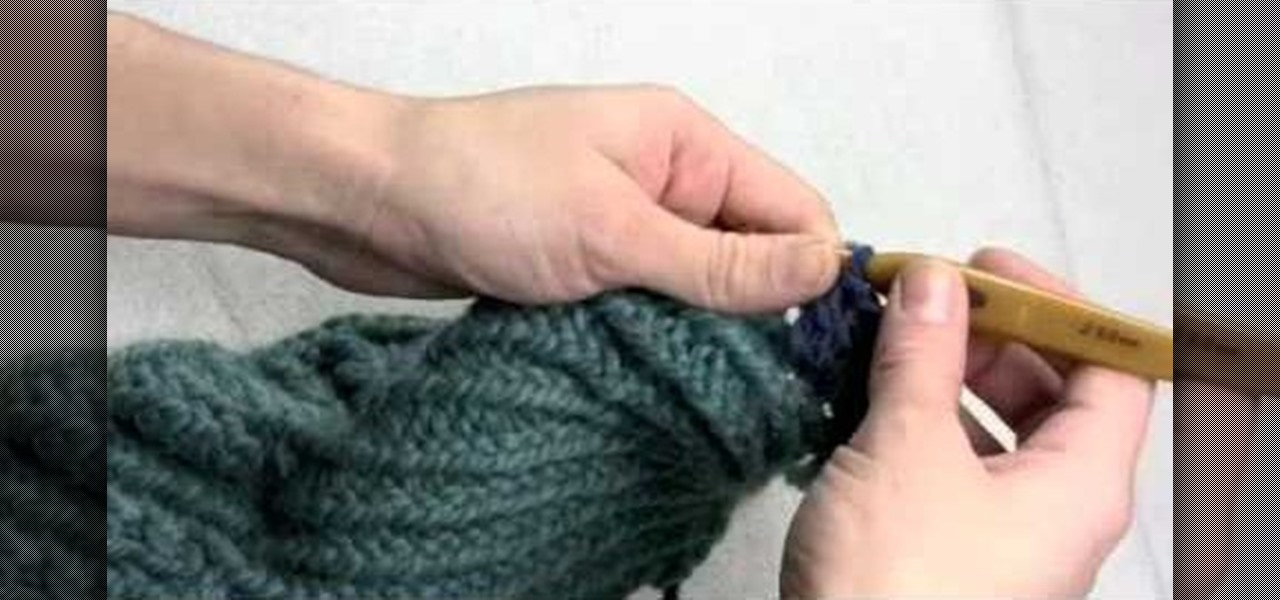 How to Knit a scalloped edge   Knitting & Crochet